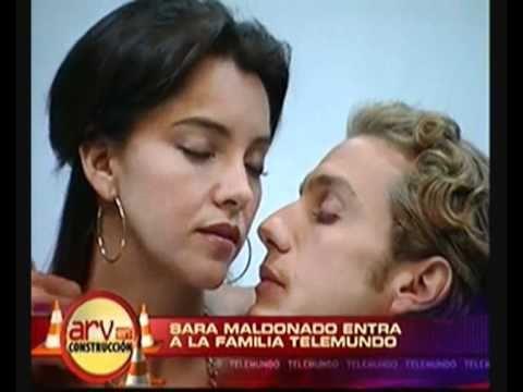 Sara Maldonado - Eugenio Siller - AL Rojo Vivo - Aurora ...