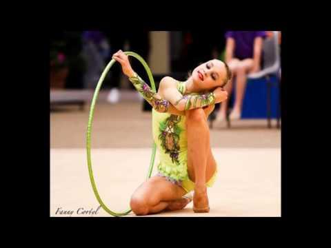 """Little Swing"" Music for Rhythmic Gymnastics (With Words)"