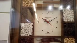 Обзор товаров в Леруа Мерлен. Часы, картины. Оригинальная лежанка.