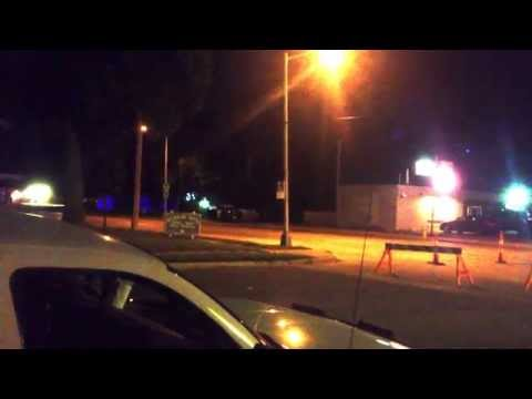 Sioux Falls Police use Military Vehicle on a Domestic Disturbance call