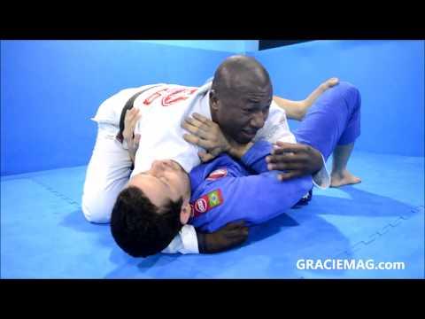 GMI - Kleber Buiu ensina ataque duplo do katagatame na Gracie Barra Parque Olímpico