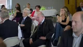 Conférence M  Bernard Landry