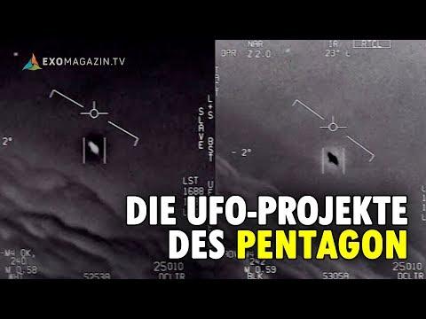 Die geplante Enthüllung geheimer UFO Projekte des Pentagon   ExoMagazin