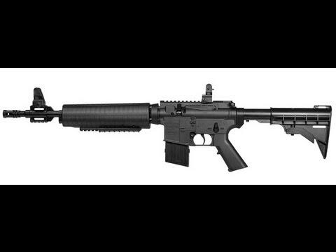Review  Crosman M4-177 Multi-Pump AR BB/Pellet Air Rifle, Fun and Accurate