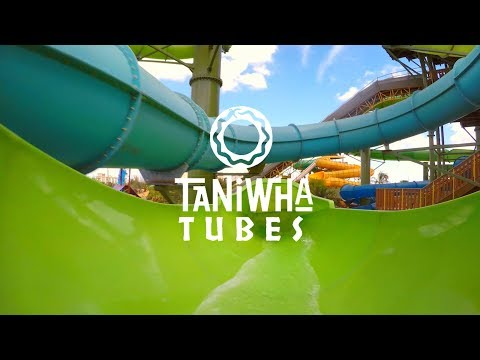 Ride Taniwha Tubes at Volcano Bay from Home