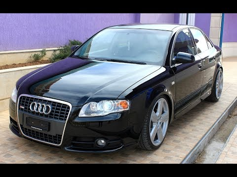 Audi A4 B6 Face B7 S Line 1 9tdi 2001 Youtube