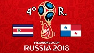 COSTA RICA v. PANAMA - CONCACAF 2018 FIFA World Cup - GRUPO B