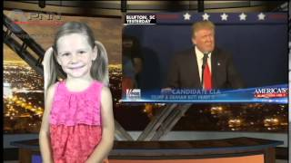 TOO CUTE! Most Important Trump Interview You May Ever Hear!