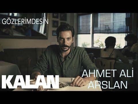 Ahmet Ali Arslan – Gözlerimdesin mp3 letöltés