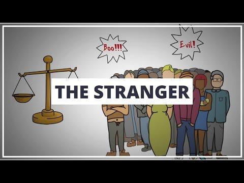 THE STRANGER BY ALBERT CAMUS // ANIMATED BOOK SUMMARY