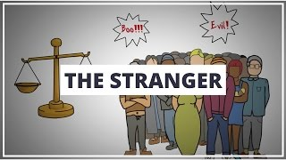 THE STRANGER BY ALBERT CAMUS // ANIMATED BOOK SUMMARY