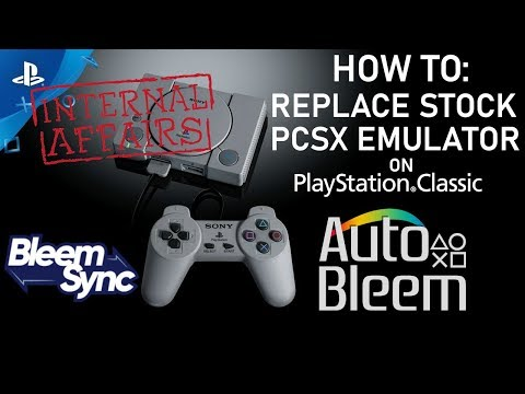 How To Upgrade Playstation Classic Internal Emulator