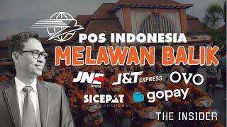 Strategi Pos Indonesia Melawan JNE, J&T, Si Cepat, OVO, Gopay