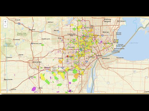 DTE Energy Power Outage Status -Over 250,000 without Power in ... on