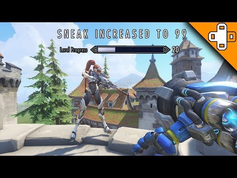 Sneak Increased to 99 - Overwatch Funny & Epic Moments 755 thumbnail