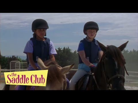 The Saddle Club - Bridle Path Part II | Season 01 Episode 26 | HD | Full Episode