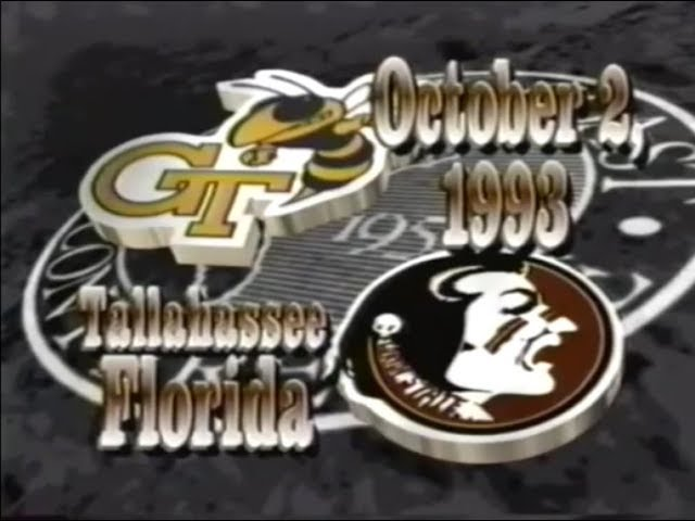 1993-fsu-football-vs-georgia-tech-highlights-from-seminole-uprising-championship-video