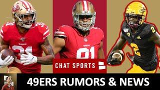 49ers Rumors: Raheem Mostert Bulking Up? Mistake Drafting Brandon Aiyuk? + Arik Armstead Speaks Out