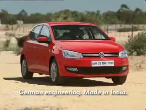 volkswagen polo   india ground clearance tv commercial youtube