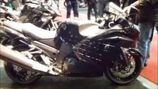 2014 Kawasaki ZZR1400 206 Hp 300+ Km/h 186+ mph * see also Playlist