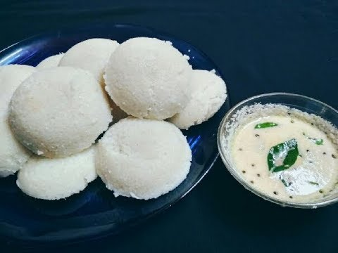 SIMPLE WAY TO MAKE SOUTH INDIAN IDLI WITHIN 5 MINUTES