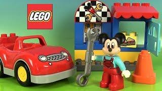 Mickey Mouse Lego Duplo L'Atelier de Mickey Jeu de Construction thumbnail