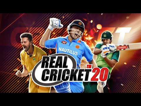 Real Cricket™ 20 | A Complete Cricket Experience