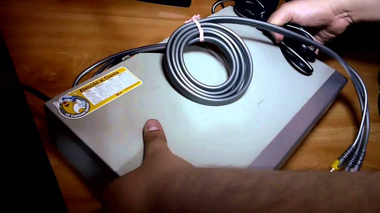Como Conectar Dispositivos Rca Colores A Tv Y Vhs