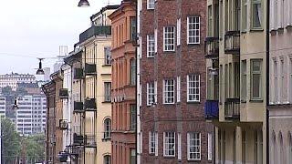 Bostadspriserna stiger - svårt för unga att ta sig in på marknaden  - Nyheterna (TV4)