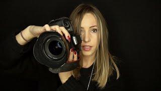 SONO LA TUA FOTOGRAFA PERSONALE ! (Asmr)
