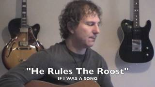 "Video Blog (4) ""He Rules The Roost"" Nashville Artist Singer Songwriter Music Row Country Music."