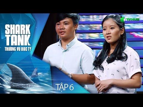 Thành Công Gọi Vốn Nửa Triệu USD (~11 TỶ VND) | Shark Tank Việt Nam Tập 6 [Full ]