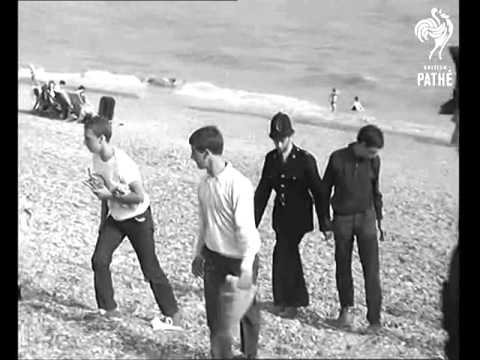 DON FARDON  ON THE BEACH 1968