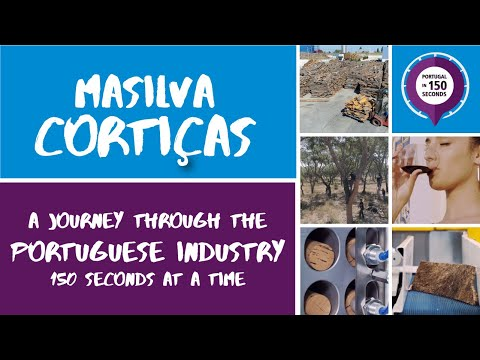 Portugal in 150 Seconds: Industry - MASilva Cortiças (2017)