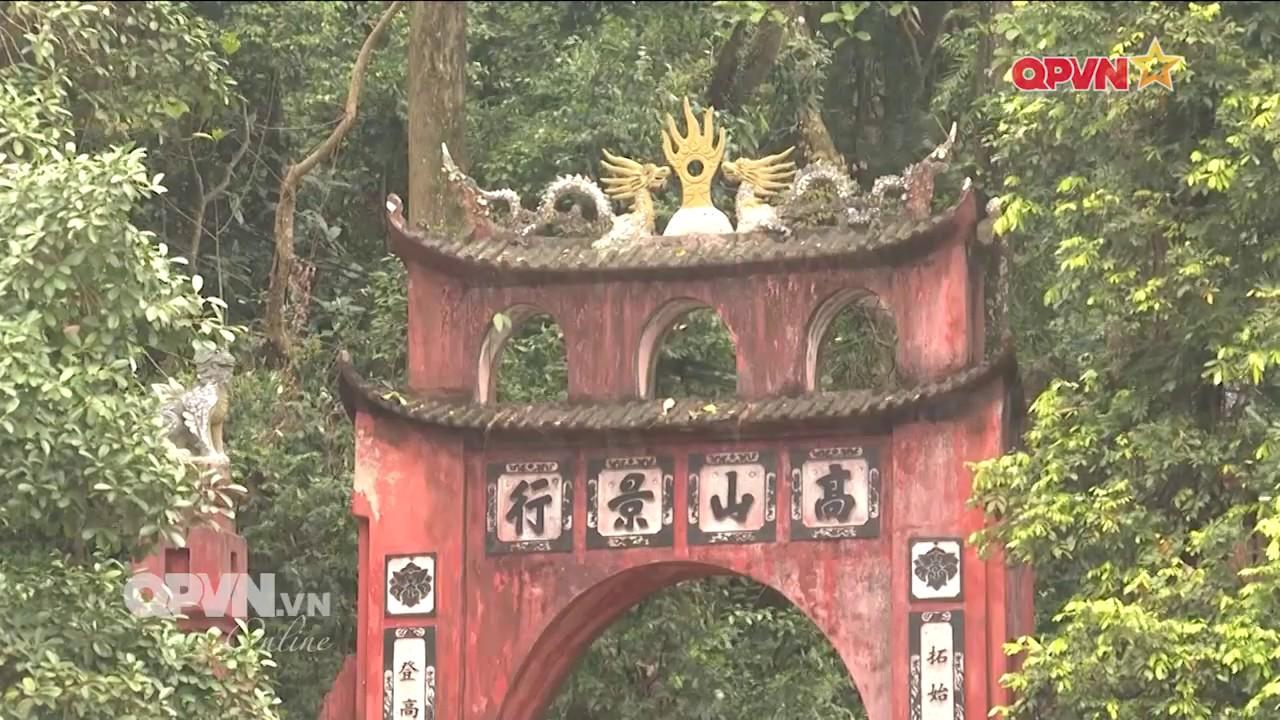 Lễ Giỗ Tổ Hùng Vương được tổ chức gọn nhẹ, trang nghiêm