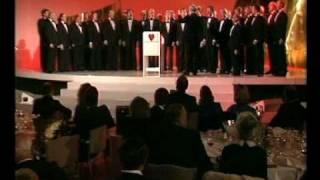 Treorchy Male Choir singing My Way