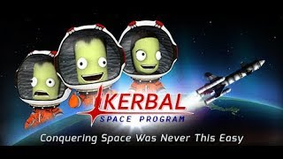 [AU] KSP - Space Station Assemble!