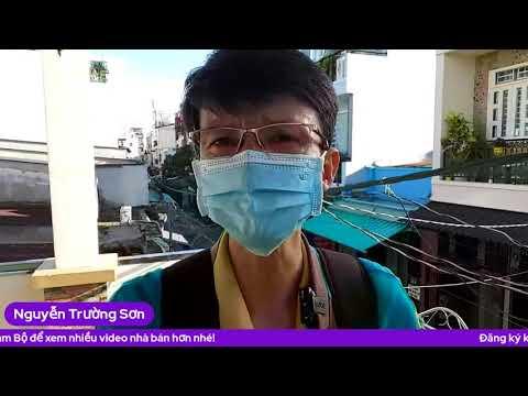 Livestream bán nhà quận Bình Tân hẻm xe hơi 6m, gần mặt tiền đường số 5 quận Bình Tân