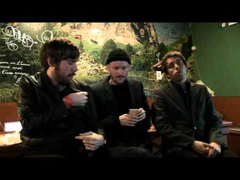 Peter, Björn and John 2009 interview (part 1)