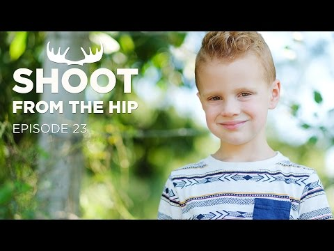 How to Get Sharper Eyes, Autofocus Tips for Taking Better Portraits - Shoot from the Hip (#23)