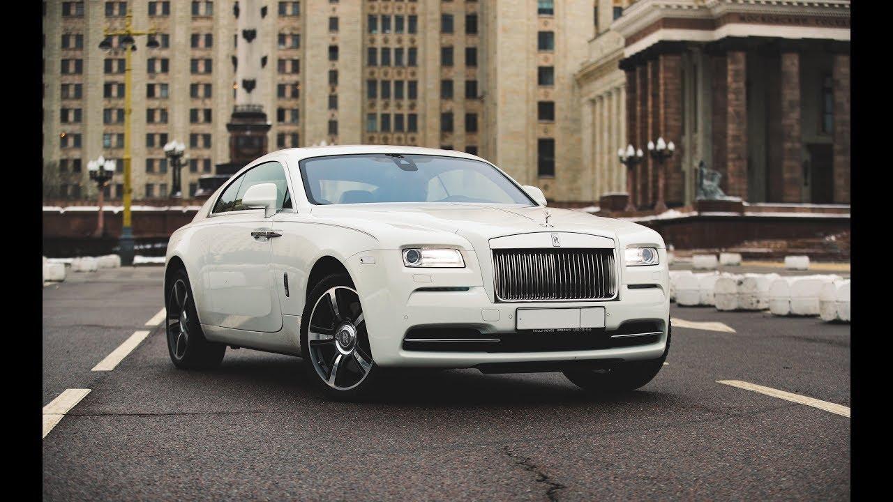 Понты или крутая тачка? Обзор Rolls Royce Wraith 2015