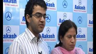 Aakash CBSE NEET-UG Results 2013-Umang Arora (AIR 3)-Top Ranker of Delhi