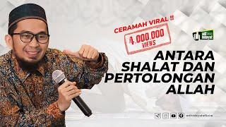Download Mp3  Hd  Antara Sholat Dan Pertolongan Allah - Ustadz Adi Hidayat