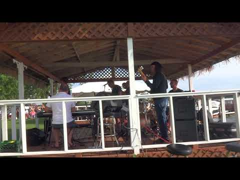 shores waterfront resturant live band 2017 jj swing