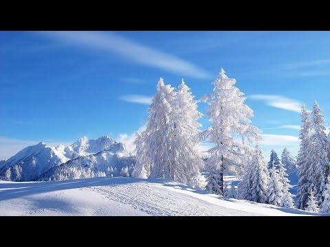 In the Bleak Midwinter - Susan Boyle - Lyrics- (HD scenic)