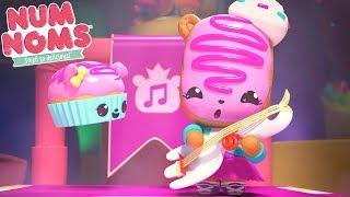 Num Noms Music Band | Snackables Compilation | Num Noms | Videos for Kids
