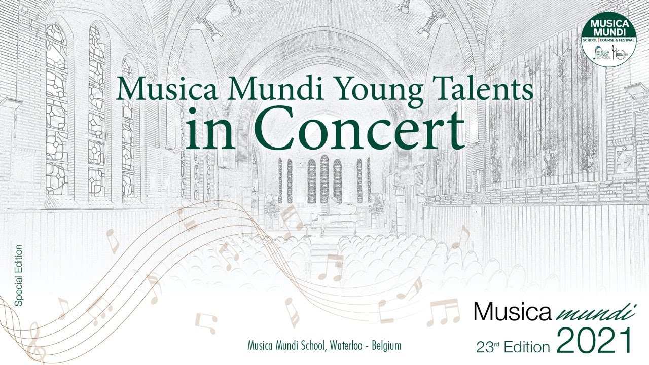 2 inspiring Young Talents Concertsand still many more events to come !