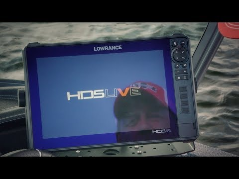 The New Lowrance HDS LIVE Fish Finder – First Look