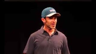 Making the Jump | Gavin McClurg | TEDxWestVancouverED