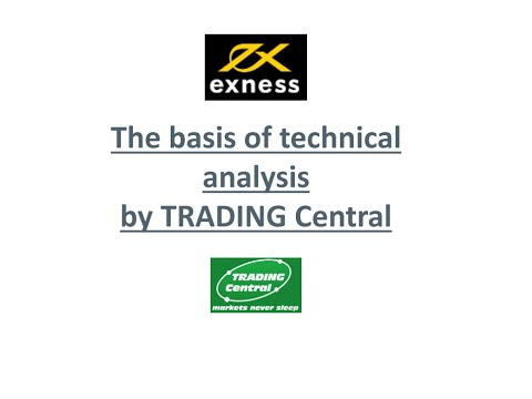 The basis of technical analysis (webinar record)